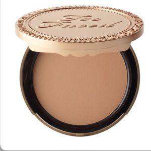 NIB Too faced chocolate soleil medium bronzer
